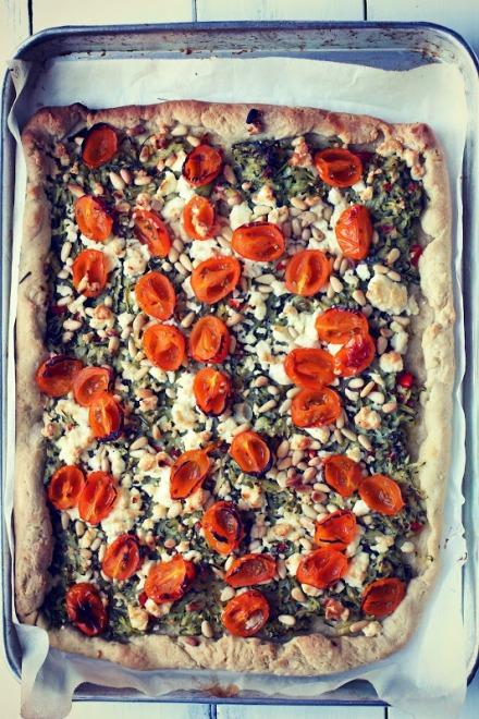 Zucchini Pissadaliere 6